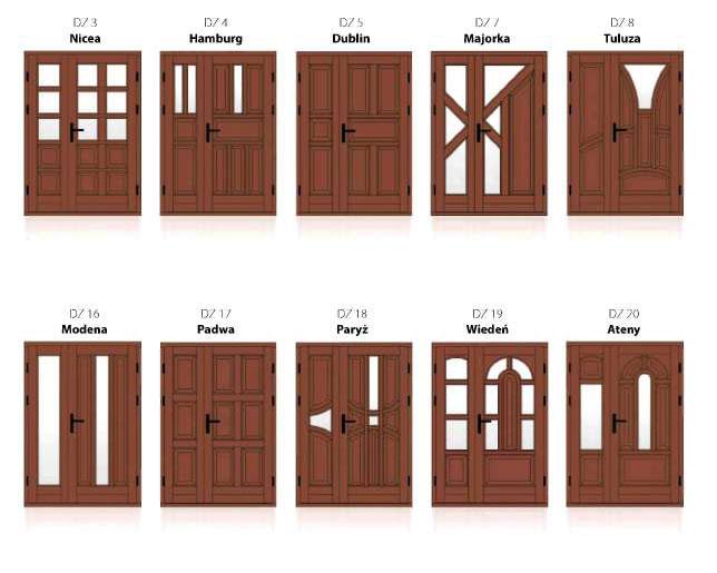Двери из массива - Купить массивную дверь из дерева